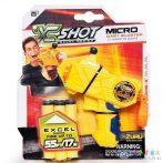 X- Shot: Micro Szivacslövő Pisztoly (Formatex, FO-XSH3613)