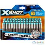 X-Shot 36 Darabos Szivacslövedék Utántöltő (Formatex, XSH3618)