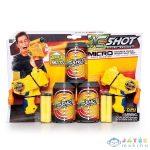 X-Shot: Micro Dupla Szivacslövő Pisztolykészlet (Formatex, FO-XSH3621)