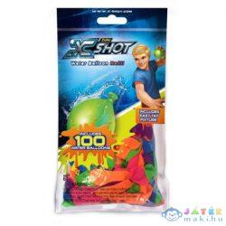 X-Shot: Vízibomba Szett 100 Darabos (Formatex, XSH5649)