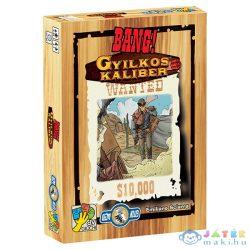 Bang! Gyilkos Kaliber Kártyajáték (Gemklub, DAV34115)