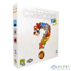 Concept Kids - Állatok (Gemklub, ASM34583)