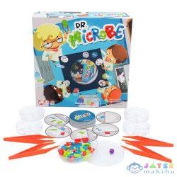Dr. Microbe Társasjáték (Gemklub, BLU34748)