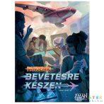 Pandemic: Bevetésre Készen Társasjáték (Gemklub, ZMA33367)