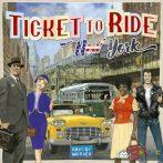 Ticket To Ride: New York Társasjáték (Gemklub, ASM34585)