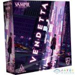 Vendetta - Vámpír A Maszkabál Társasjáték (Gemklub, DEL34588)