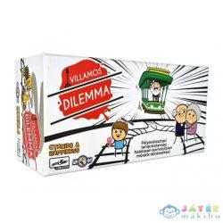 Villamos Dilemma Társasjáték (Gemklub, ASM34614)
