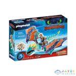 Playmobil: Így Neveld A Sárkányodat: Astrid És Viharbogár 70728 (geobra, 70728)