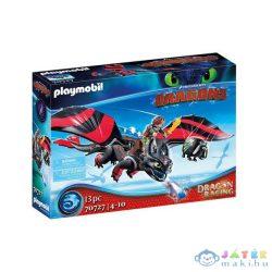Playmobil: Így Neveld A Sárkányodat: Hablaty És Fogatlan 70727 (geobra, 70727)