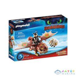 Playmobil: Így Neveld A Sárkányodat: Halvér És Bütyök 70729 (geobra, 70729)