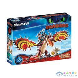 Playmobil: Így Neveld A Sárkányodat: Takonypóc És Kampó 70731 (geobra, 70731)