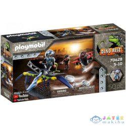 Playmobil: Pteranodon - Támadás A Levegőből 70628 (geobra, 70628)