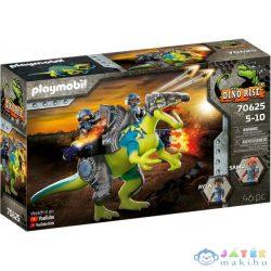 Playmobil: Spinosaurus - Kettős Védekezőerő 70625 (geobra, 70625)
