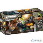 Playmobil: Triceraptos - Zendülés A Legenda Kövei 70627 (geobra, 70627)