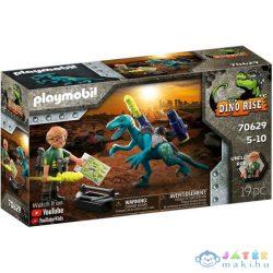 Playmobil: Uncle Rob - Harcra Készen 70629 (geobra, 70629)