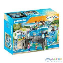 Playmobil: Vízi Állatkert 70537 (geobra, 70537)