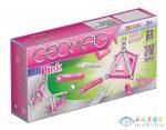 Geomag Pink: 22 Db-os Készlet Lányoknak (Geomagworld, GMG00340)