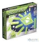Geomag Glow: 30 Darabos Foszforeszkáló Készlet (Geomagworld, 20GMG00335)