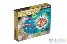 Geomag Glitter: 44 Db-os Paneles Csillámos Készlet (Geomagworld, GMG00532)