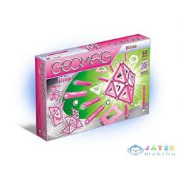 Geomag Pink Rózsaszín Panelek - 68 Db (Geomagworld, 20GMG00342)