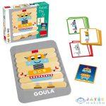 Robot Mix - Feladatkártyákkal (Goula, JG 50212)