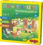Spiel Spass Kiste - Wichtelwaldfest - Erdei fesztivál (Nem magyar nyelvű) (Haba, 300785)