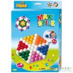 Hama: Pötyi Vegyes Színben Hexa Táblával 140Db-os Maxi (Hama, 9669)