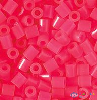 Hama Vasalható Gyöngy 1000 Db-os -Neon Rózsaszín - Midi (HAMA 20732)