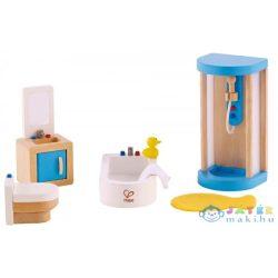 Hape Fürdőszoba Bútor - Babaházhoz (Hape, HP E3451A)