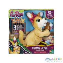 Furreal Friends: Mama Josie, A Kenguru Interaktív Plüss (HASBRO, E67245L00)