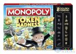 Monopoly: Bábu Őrület Családi Társasjáték (Hasbro, C0087)