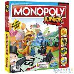Monopoly Junior - Új Kiadás (Hasbro, A6984)