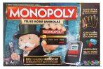 Monopoly: Teljes Körű Bankolással Családi Társasjáték (Hasbro, B6677)