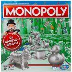 Monopoly - Új Kiadás (Hasbro, C1009)