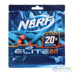 Nerf: Elite Töltény Utántöltő 20 Darab (HASBRO, F0040EU4)