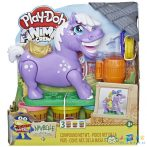 Play-Doh: Animal Crew Naybelle Póni Gyurmaszett (HASBRO, HASBRO-E6726)