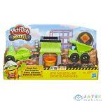 Play-Doh: Kerekek - Munkagépek Gyurmaszett (HASBRO, E4293)