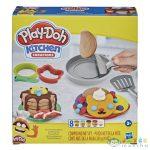 Play-Doh: Palacsintaforgató Szett (HASBRO, F12795L0)