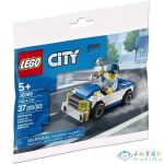 Lego City: Rendőrautó 30366 (Hausmann, 30366)