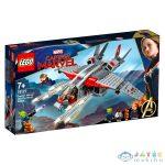 Lego Super Heroes: Amerika Kapitány 76127 (Hausmann, 76127)