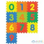 Számos Habszivacs Puzzle Szőnyeg 10 Darabos (Hausmann, 1001B3(s))