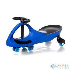 Cikkcakk Mobil Gumi Kerékkel - Kék (Huangyan, GB-LB3001 )