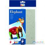 Ico: Creative Kids 3D Elefánt Figura (ICO, 7520021001-142170)
