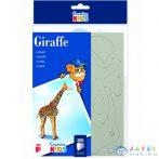 Ico: Creative Kids 3D Zsiráf Figura (ICO, 7520021017-145126)