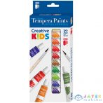 Ico: Creative Kids Tempera 12Db-os, 12Ml-Es Tubusok (ICO, 7270143002-557746)