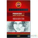 Ico: Progresso Grafit Ceruza 8911/4B 12Db Koh-I-Noor (ICO, 7130030006-005865)