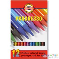 Ico: Progresso Pasztellceruza 12Db Koh-I-Noor (ICO, 7140095001-002239)