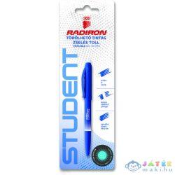 Ico: Student Radiron Törölhető Kék Tintás Zselés Toll - Kétféle (ICO, 9060026000)