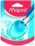 Igloo Ceruzahegyező - Kétlyukú - Zöld, (Maped, IMA634756-n)