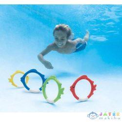 Intex: Halacskás Gyűrűs Vízi Játék (Intex, 55507I)